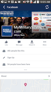 My Military Savings- screenshot thumbnail