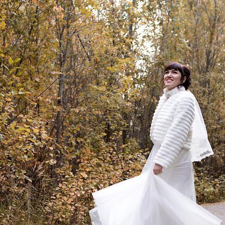 Wedding photographer Olesya Khaydarshina (OlesyaNY). Photo of 12.10.2017