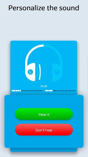 Petralex Hearing Aid App 3.5.5 screenshots 4