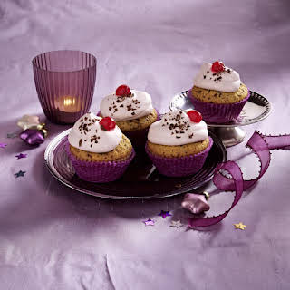 Christmas Mulled Wine Muffins.