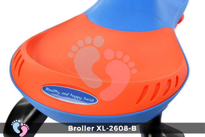 ghế xe lắc trẻ em 2608B