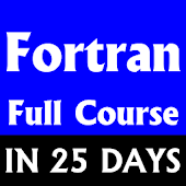 Learn Fortran Full Course