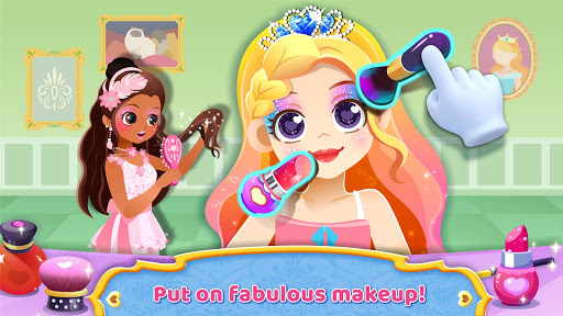 Little Panda: Princess Makeup screenshots 9