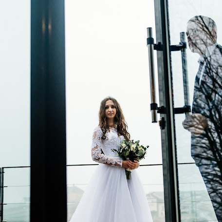 Wedding photographer Tatyana Lyakhovchuk (tasha1993). Photo of 28.11.2017