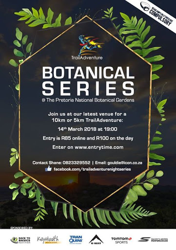 Botanical Series March Run : Pretoria National Botanical Garden
