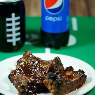 Crockpot Pepsi Ribs