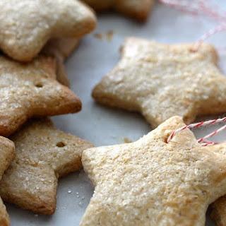 Zimsterne | German Christmas Cookies.