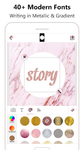 Foto do Destaque Cover Maker para Instagram Story