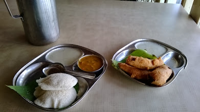 Photo: Mysore - dobrota k obědu