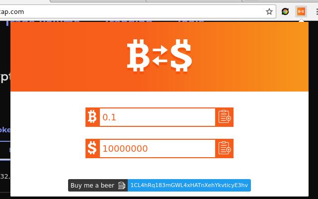 bitcoin converter)