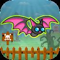escape flappy bat adventure icon