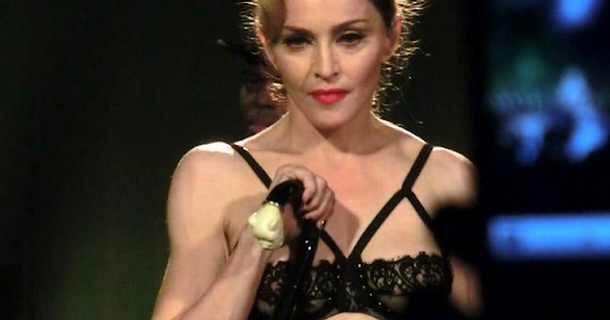 Madonna to perform at Eurovision