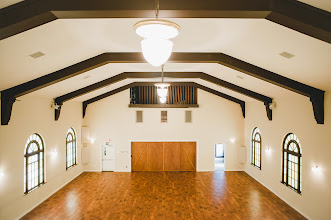 Photo: Great Hall from 3rd Floor.
