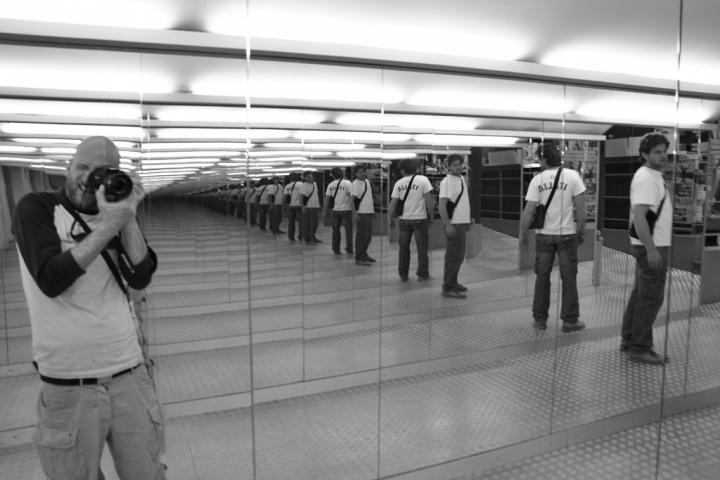 Specchio riflesso di lorespo