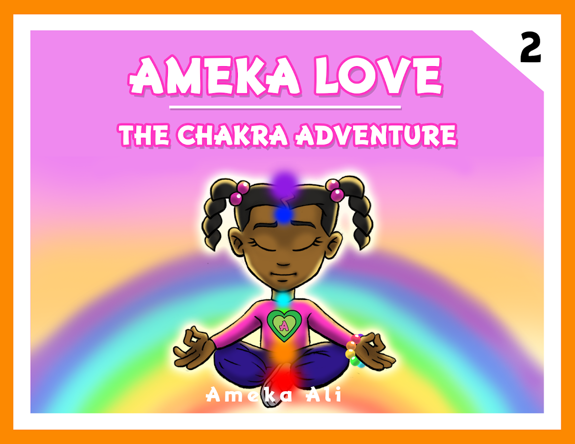 Ameka Love©™ Chakra Adventure- screenshot