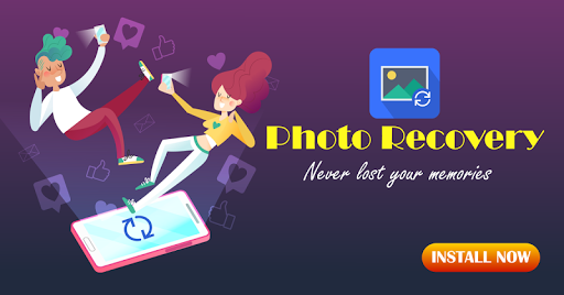 Photo Recovery : Best Tool Restore deleted files 1.0 screenshots 1