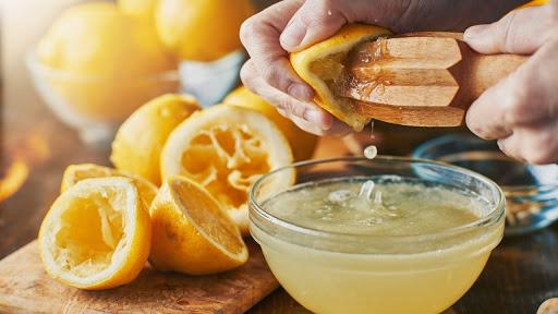 You Should Freeze Your Juiced Lemon Peels