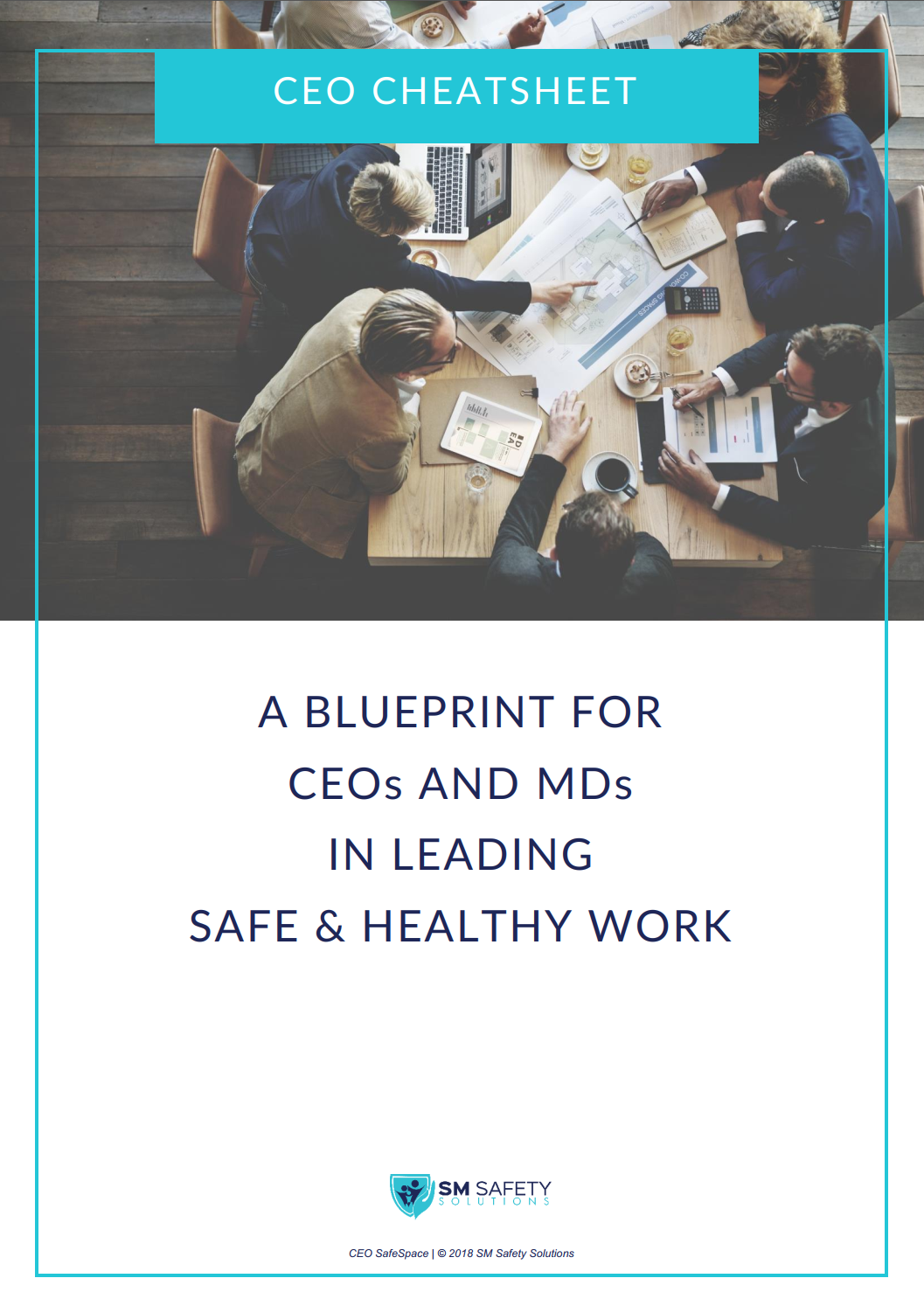 CEO health and safety