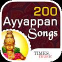 200 Ayyappan Songs icon