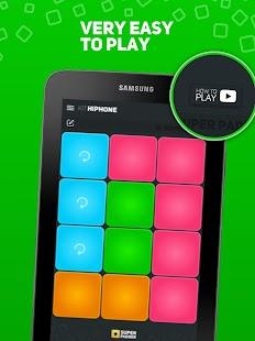 SUPER PADS - Become a DJ! Screenshot