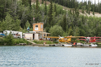 Photo: Lake Schwatka. Alpine Aviation