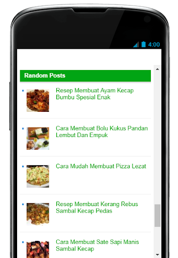 resepdanmasakan 1.1 screenshots 3