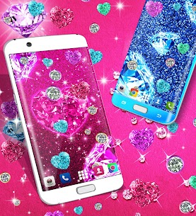 Diamond live wallpaper Apk Download 7
