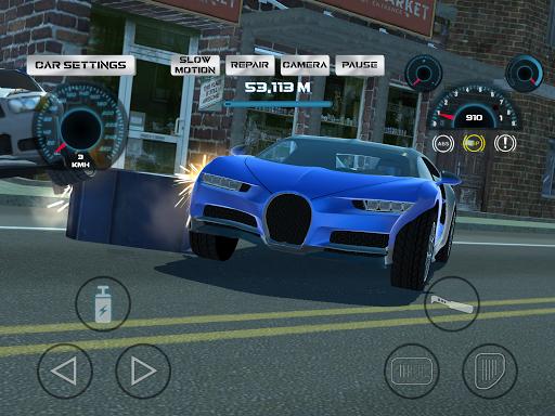 Super Sport Car Simulator  screenshots 9