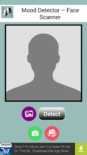 Mood Detector - Face Scanner