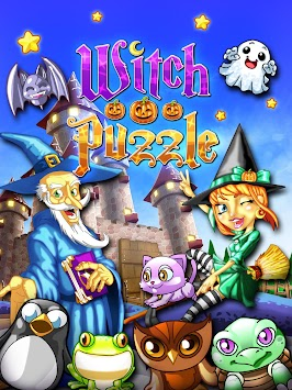 Witch Puzzle - Match 3 Game APK screenshot thumbnail 11