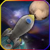 Rocket To Pluto