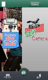 Split Camera 720 Pro- hình thu nhỏ ảnh chụp màn hình