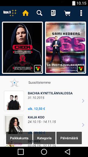 玩購物App|Lippu.fi免費|APP試玩