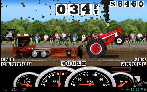Tractor Pull  screenshots 5