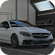 Parking C63 AMG - Benz Driver School Simulator