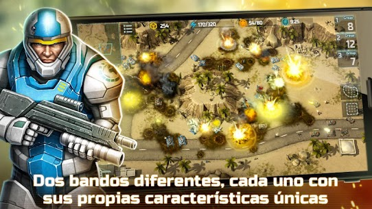 Art of War 3: RTS PvP moderno juego de estrategia 3