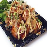 Takoyaki – Octopus Balls