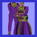 Traditional African Wedding Dress icon