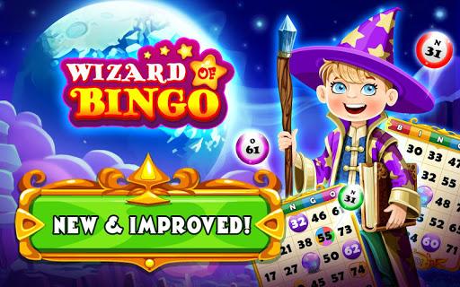 Wizard of Bingo screenshot
