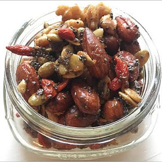 Holiday Nut Mix Recipes