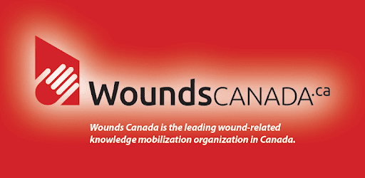 Mobile Event Guide for Wounds Canada
