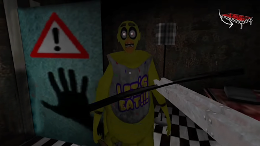 FNAF Granny mod is the scary and horror game  image 5