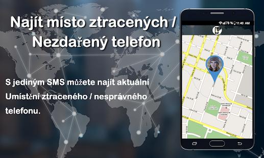 Nalézt Ztracený Telefon - náhled