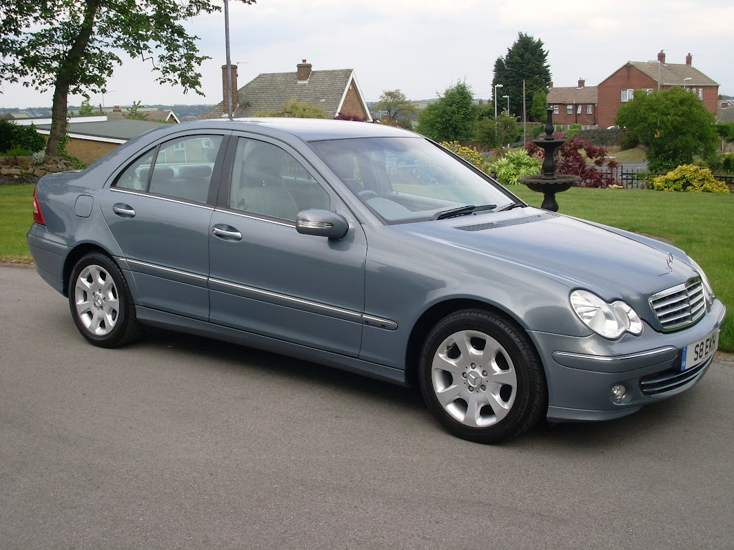 CleanYourCar.co.uk • View topic - 2004 Mercedes C220 CDI ...