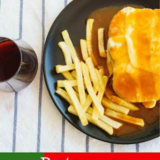 Portuguese Francesinha Sandwich Recipe