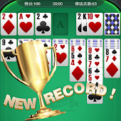 Solitaire Classic:New Record