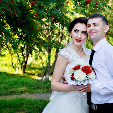 Wedding photographer Anastasiya Zubkova (Nastya6625). Photo of 11.01.2016