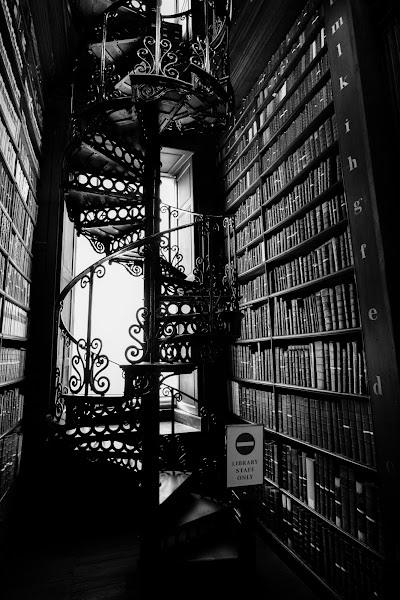 Photo: Staircase of knowledge  Proper words in proper places make the true definition of style.  Jonathan Swift