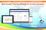 Domestic Courier Tracking Website