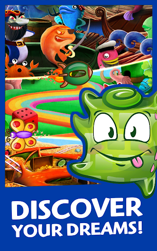 Dreamland Story: Toon Match 3 Games, Blast Puzzle modavailable screenshots 11